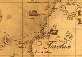 La cartographie dans la bande dessinée