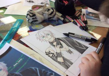 Les ateliers de dessin